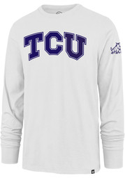 '47 Horned Frogs Mens White All Pro Team Fashion Tee