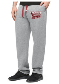 47 Oklahoma Sooners Grey Varsity Fashion Sweats