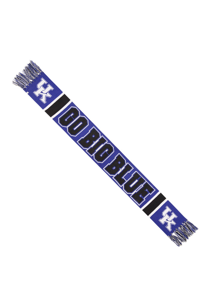 '47 Kentucky Wildcats Rally Loud Slogan Mens Scarf - Image 2