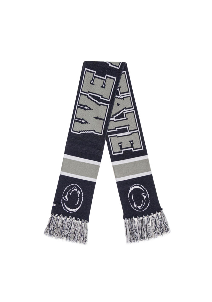 '47 Penn State Nittany Lions Rally Loud Slogan Mens Scarf - Image 3