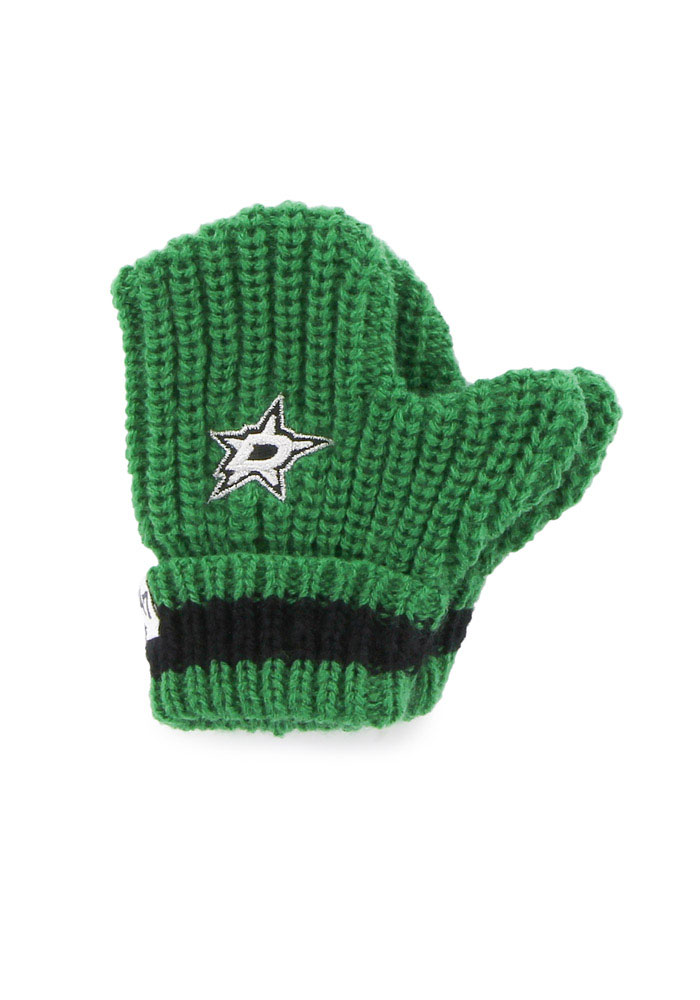 '47 Dallas Stars Baby Rae Infant Baby Mittens - Image 1