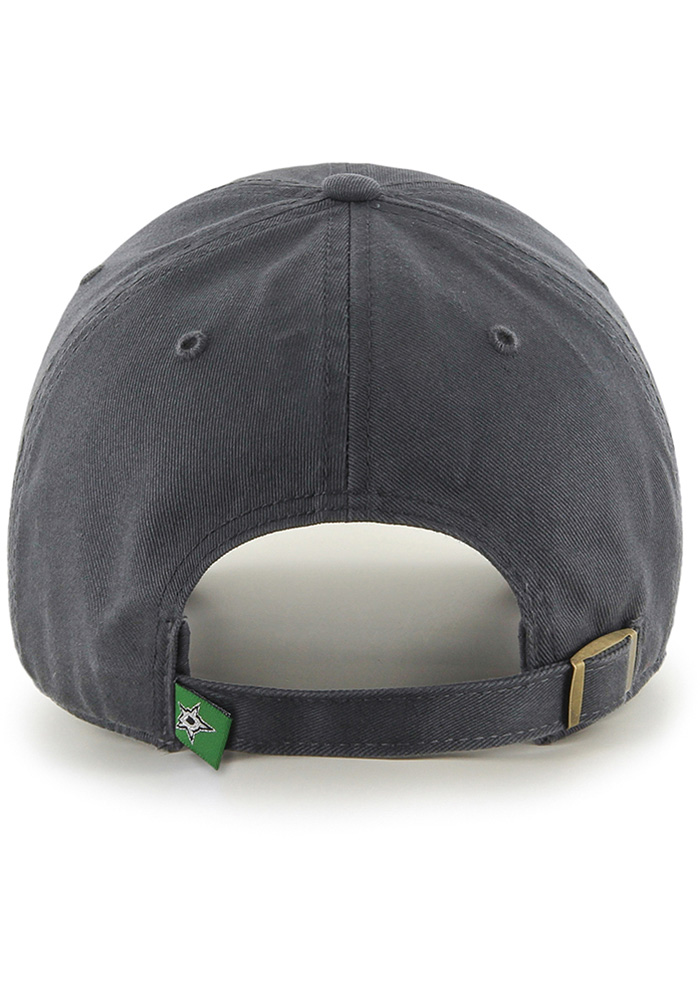 '47 Dallas Stars Grey Clean Up Youth Adjustable Hat - Image 2