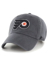 47 Philadelphia Flyers Charcoal Clean Up Youth Adjustable Hat