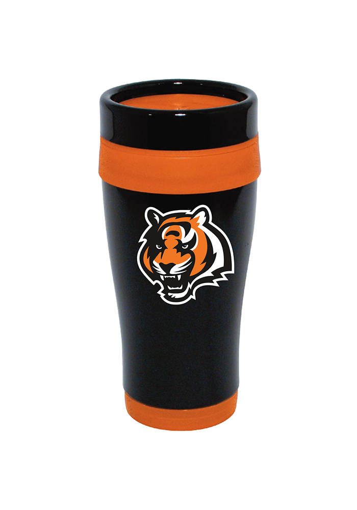 Cincinnati Bengals Stainless Steel Travel Mug - Image 1