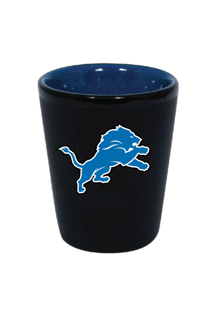 Detroit Lions Translucent Shot Glass - Image 1