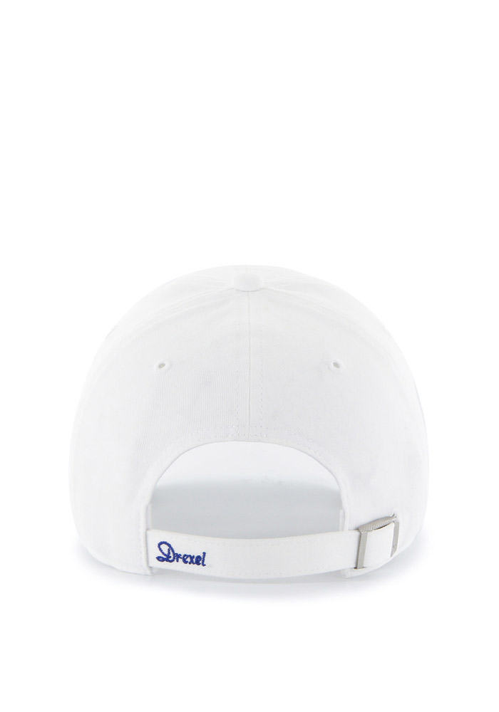 '47 Drexel Dragons White Sparkle Clean Up Womens Adjustable Hat - Image 2