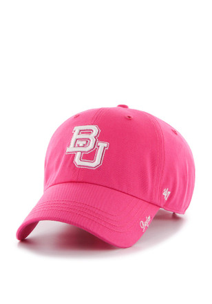 13a906883db  47 Baylor Bears Womens Pink Miata Clean Up Adjustable Hat