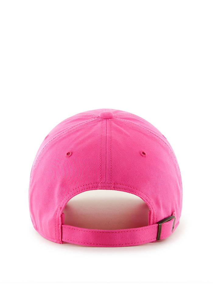 '47 TCU Horned Frogs Pink Miata Clean Up Womens Adjustable Hat - Image 2