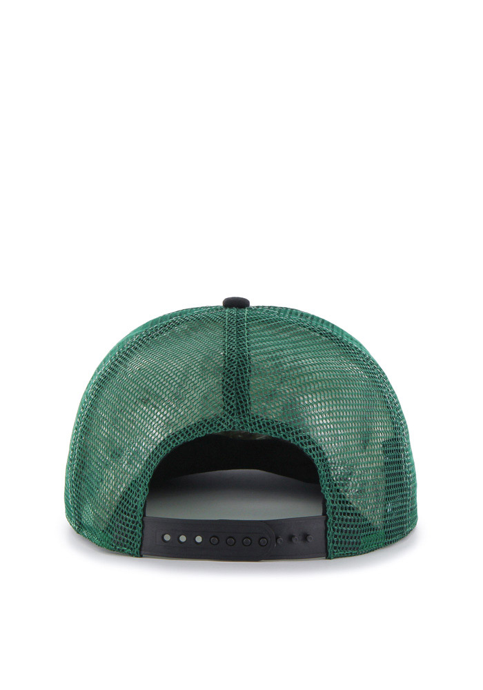 47 Michigan State Spartans Green Glimmer Womens Adjustable Hat - Image 2
