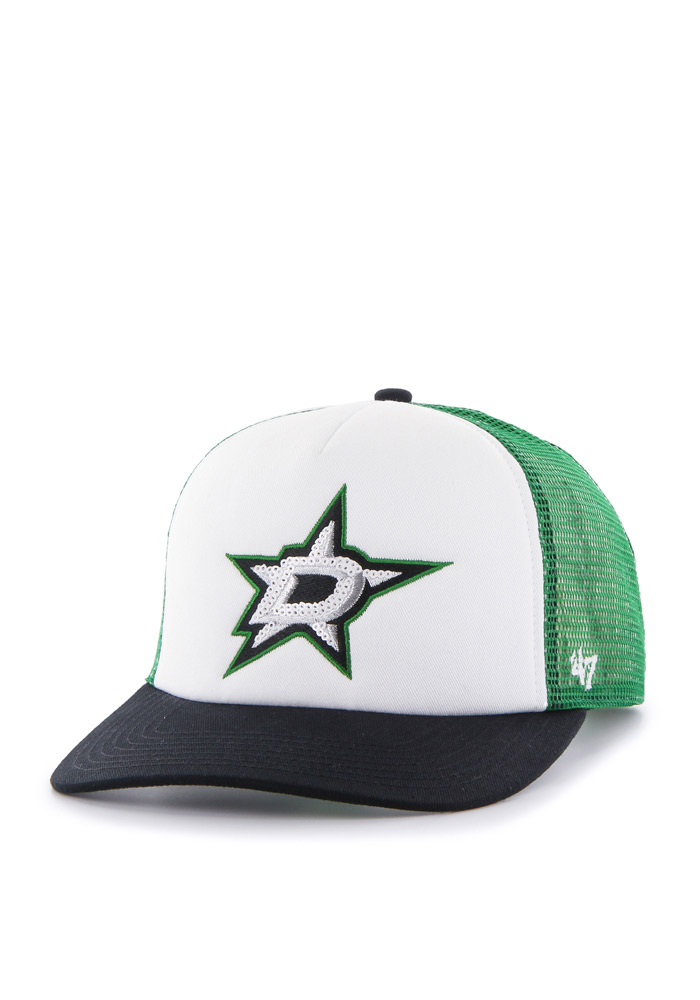 47 Dallas Stars Green Glimmer Womens Adjustable Hat - Image 1