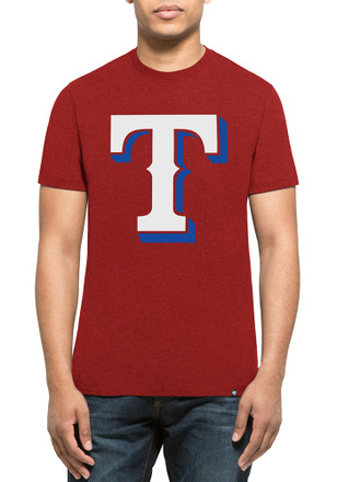 '47 Texas Rangers Mens Red Club Tee