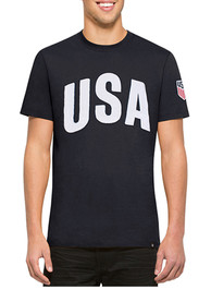 47 Team USA Navy Blue Arch Fashion Tee