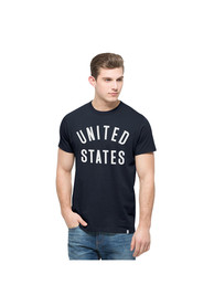 47 Team USA Navy Blue United States Arch Fashion Tee