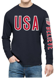 47 Team USA Navy Blue Fashion Tee