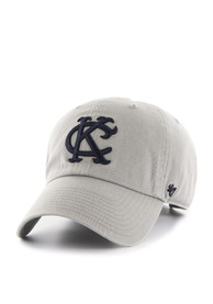 47 Kansas City Athletics 1962 Clean Up Adjustable Hat - Grey