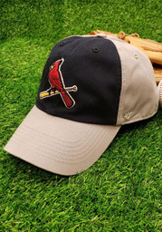 St Louis Cardinals 47 Grey Sophomore Franchise Fitted Hat
