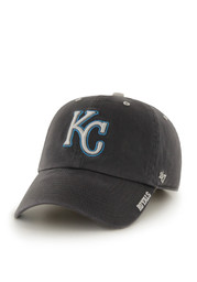47 Kansas City Royals Ice Clean Up Adjustable Hat - Charcoal