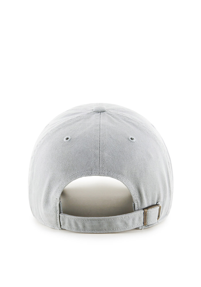 St Louis Cardinals Grey 1956 Clean Up Youth Adjustable Hat - Image 2