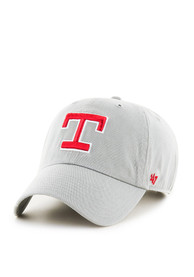 Texas Rangers Grey 1986 Clean Up Youth Adjustable Hat