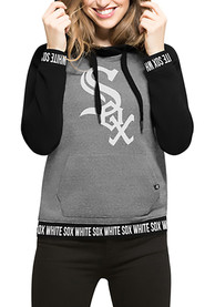 47 Chicago White Sox Womens Grey Encore Revolve Hoodie