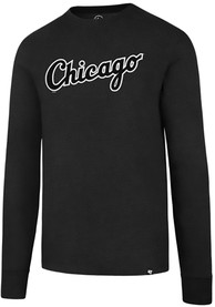 47 Chicago White Sox Black Club Tee
