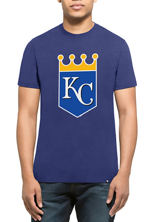'47 KC Royals Mens Blue Club Tee