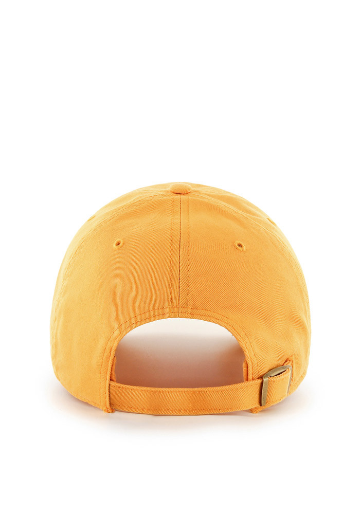 '47 Missouri Tigers Mens Gold Classic Collection Clean Up Adjustable Hat - Image 2