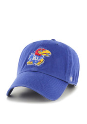 '47 KU Jayhawks Blue Clean Up Toddler Hat
