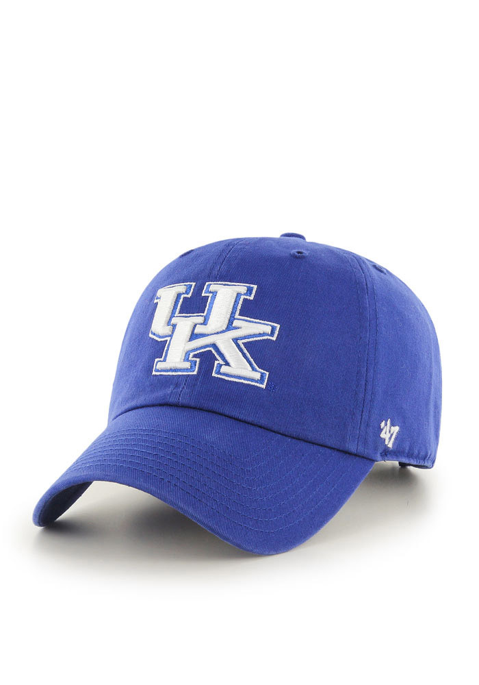 '47 Kentucky Wildcats Blue Clean Up Adjustable Toddler Hat - Image 1