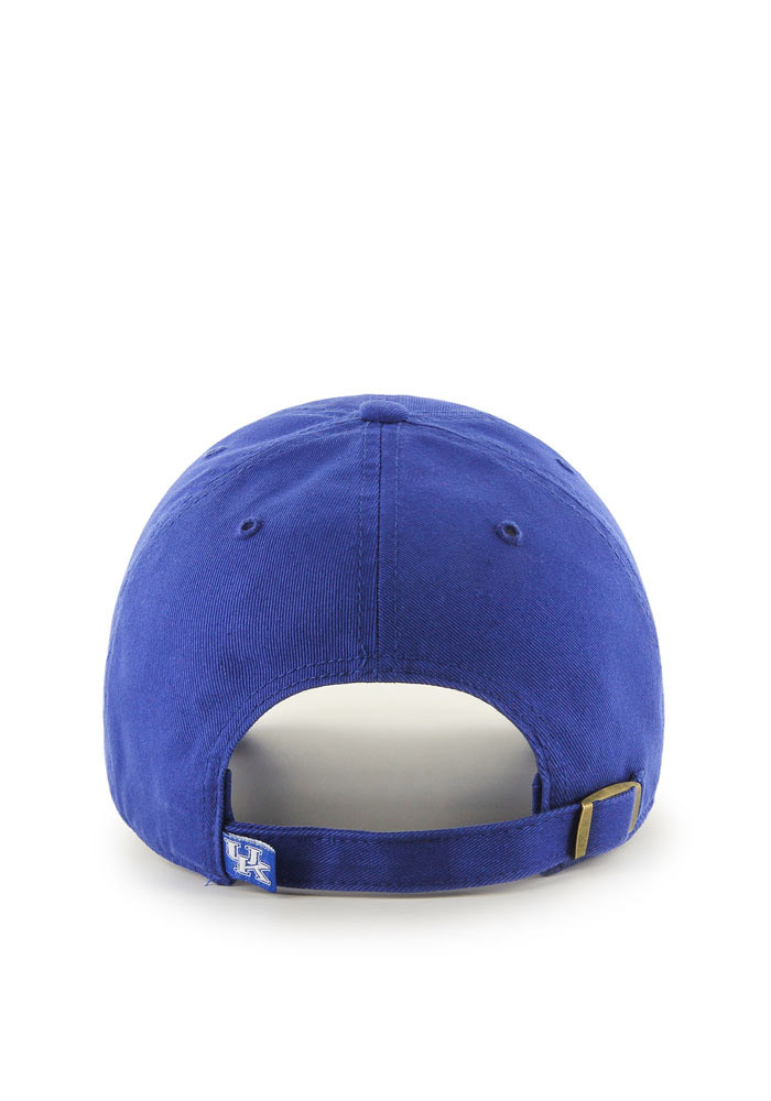 '47 Kentucky Wildcats Blue Clean Up Adjustable Toddler Hat - Image 2