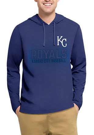 '47 KC Royals Mens Mid Range Performance Hood
