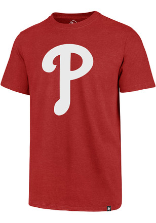 '47 Phillies Mens Red Club Tee