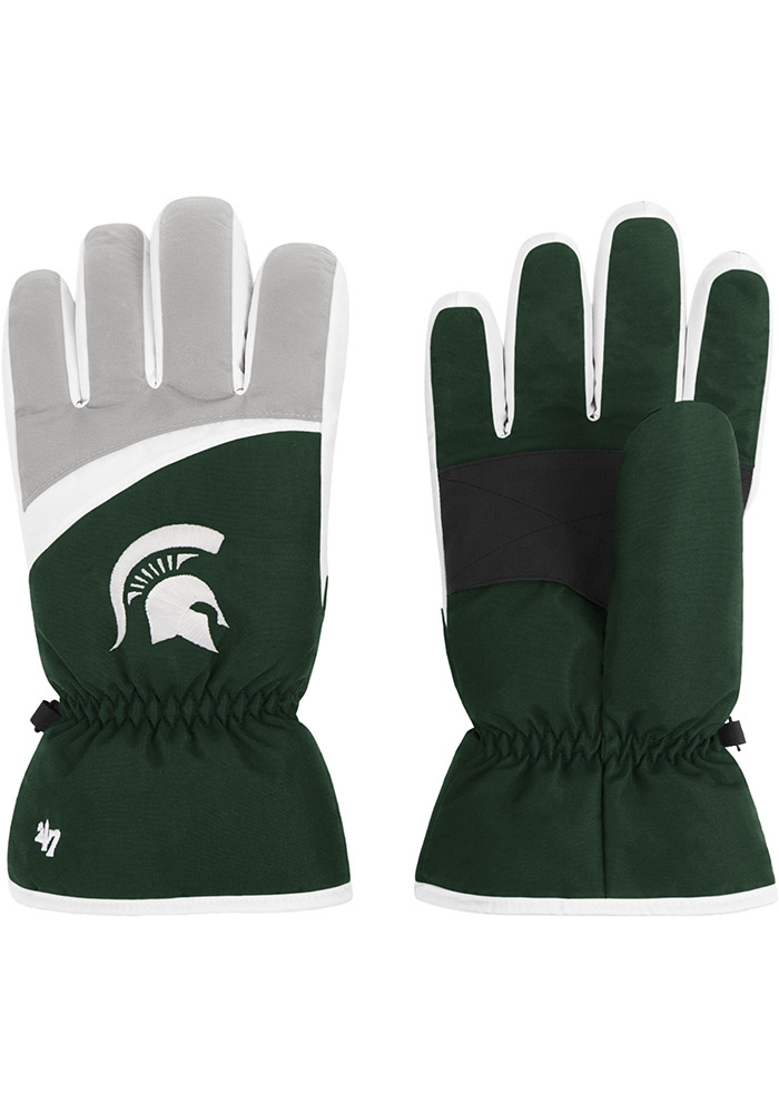 47 Michigan State Spartans Method Mens Gloves - Image 1