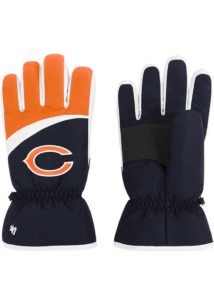 47 Chicago Bears Method Mens Gloves - Image 1