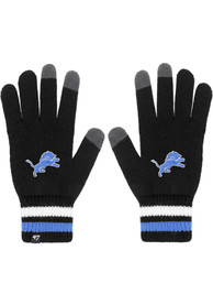 47 Detroit Lions Jumble Gloves