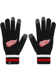 47 Detroit Red Wings Jumble Gloves
