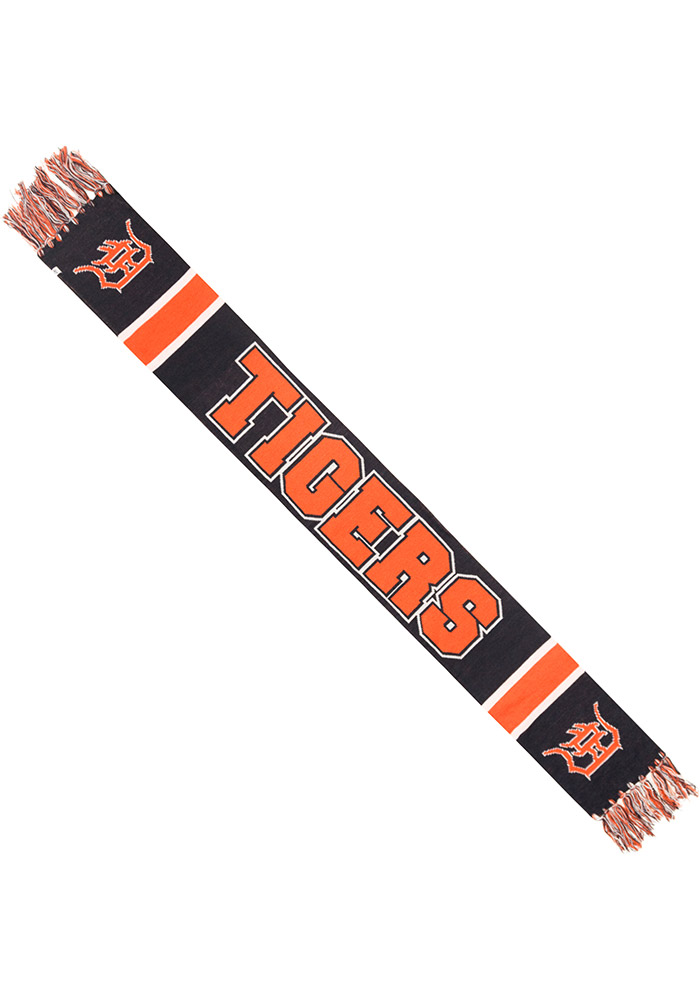 '47 Detroit Tigers Rally Loud Slogan Mens Scarf - Image 1