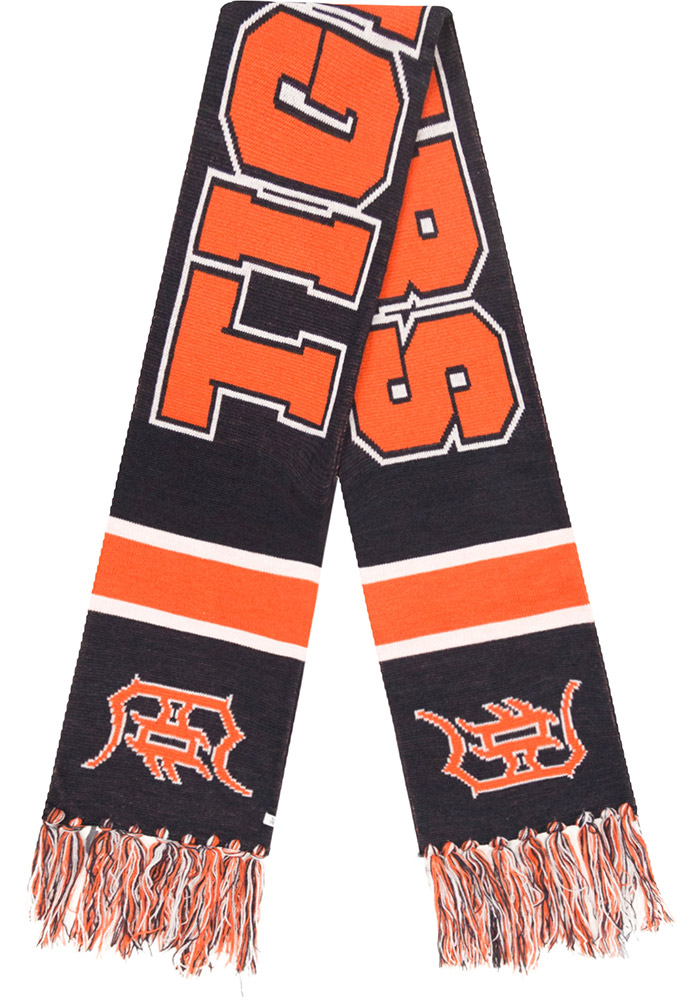 '47 Detroit Tigers Rally Loud Slogan Mens Scarf - Image 2