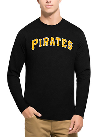 '47 Pittsburgh Pirates Mens Black Club Tee