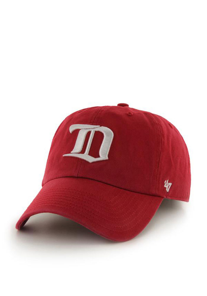 47 Detroit Red Wings Clean Up Adjustable Hat - Red - Image 1