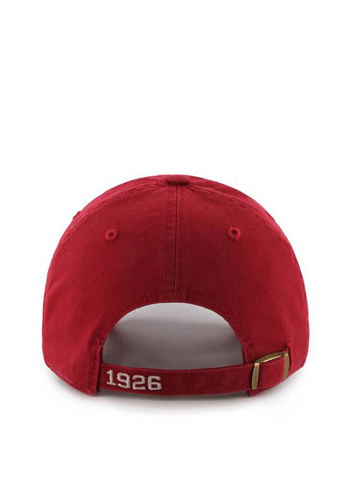 47 Detroit Red Wings Clean Up Adjustable Hat - Red - Image 2