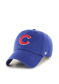 47 Chicago Cubs Clean Up Adjustable Hat - Blue