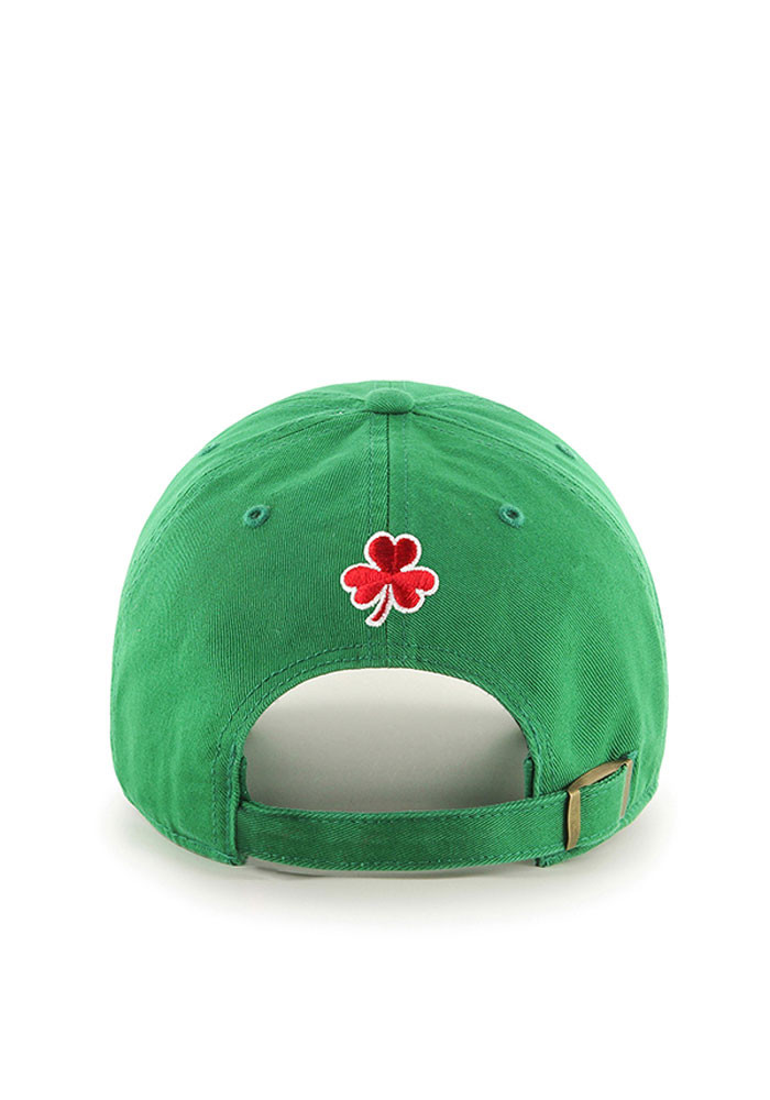 '47 Chicago Cubs Mens Green Clean Up Adjustable Hat - Image 2