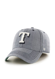 Texas Rangers 47 Colfax Franchise Fitted Hat - Navy Blue