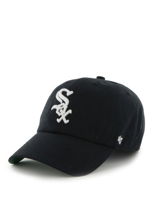 Chicago White Sox '47 Mens Black Franchise Fitted Hat