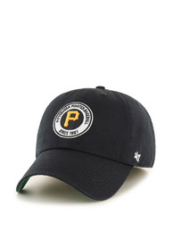 Pittsburgh Pirates 47 Black Franchise Fitted Hat