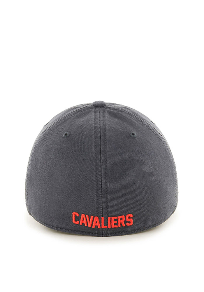 '47 Cleveland Cavaliers Mens Grey 1987 Franchise Fitted Hat - Image 2