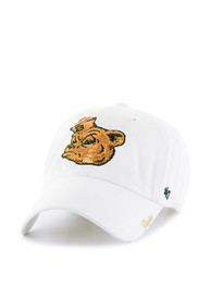 47 Baylor Bears Womens White Sparkle Adjustable Hat