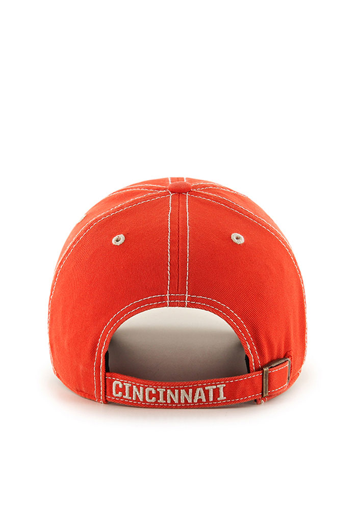 '47 Cincinnati Bengals Rockwell Adjustable Hat - Orange - Image 2