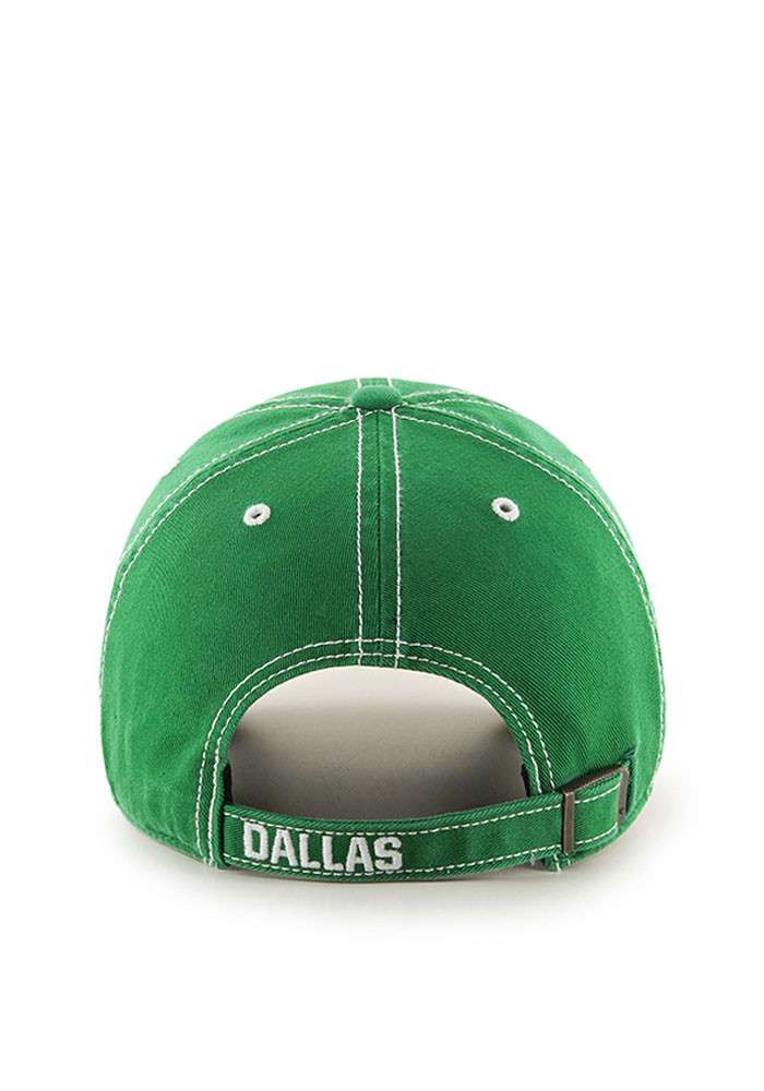 '47 Dallas Stars Mens Green Rockwell Adjustable Hat - Image 2